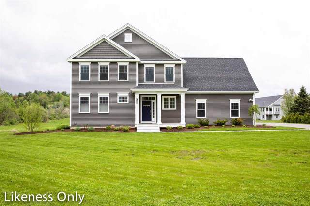 4170 Munger Street Lot 2, New Haven, VT 05472 (MLS #4787379) :: The Hammond Team