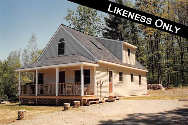 Lot 3 Connor Hill Road #3, Fairfax, VT 05454 (MLS #4787415) :: Hergenrother Realty Group Vermont