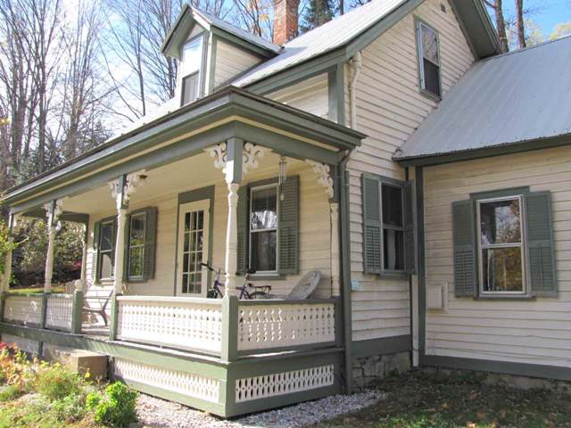 57 Back Windham Road, Townshend, VT 05353 (MLS #4787464) :: Keller Williams Coastal Realty