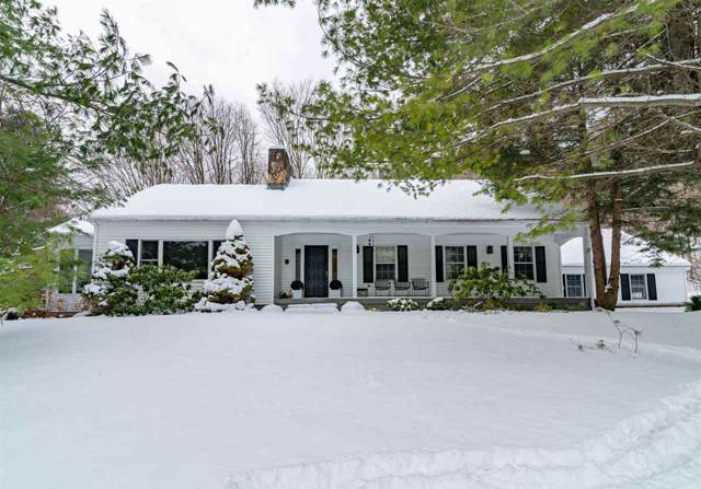 220 Country Club Estates, Manchester, VT 05255 (MLS #4787505) :: The Gardner Group