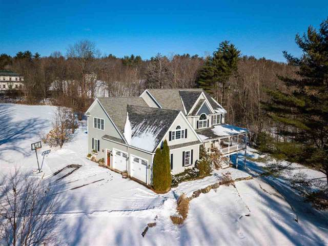 330 Sheridan Road, Moultonborough, NH 03254 (MLS #4787506) :: Hergenrother Realty Group Vermont