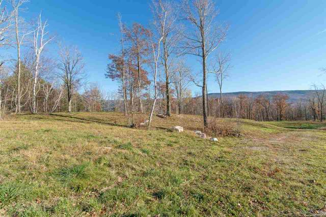 55 Summit View Lot #6, Manchester, VT 05254 (MLS #4787564) :: The Gardner Group
