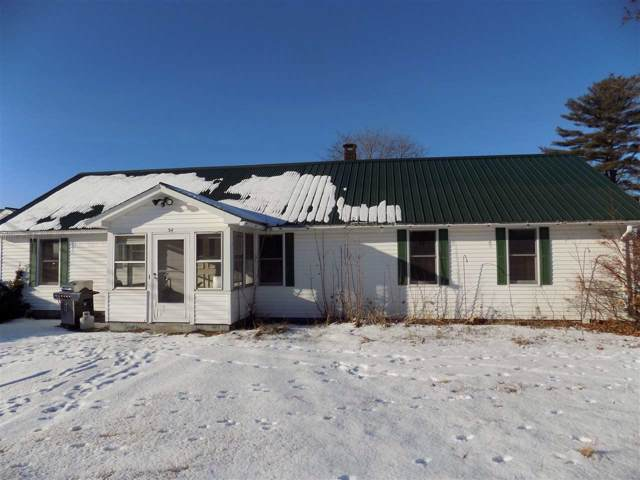 54 Hobbs Street, Conway, NH 03818 (MLS #4787632) :: Hergenrother Realty Group Vermont