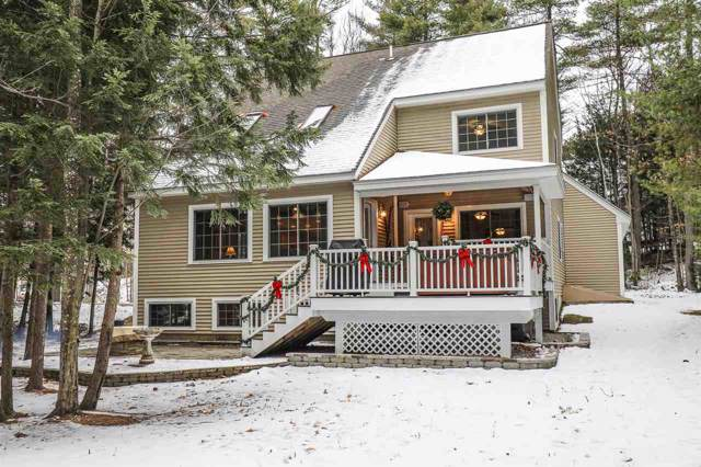 34 Murray Lane, Conway, NH 03818 (MLS #4787695) :: Hergenrother Realty Group Vermont