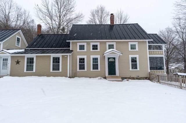 873 Liberty Hill Road, Rochester, VT 05767 (MLS #4787850) :: Keller Williams Coastal Realty