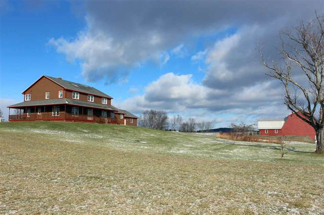 338 Johnson Road, Marshfield, VT 05658 (MLS #4787897) :: The Hammond Team