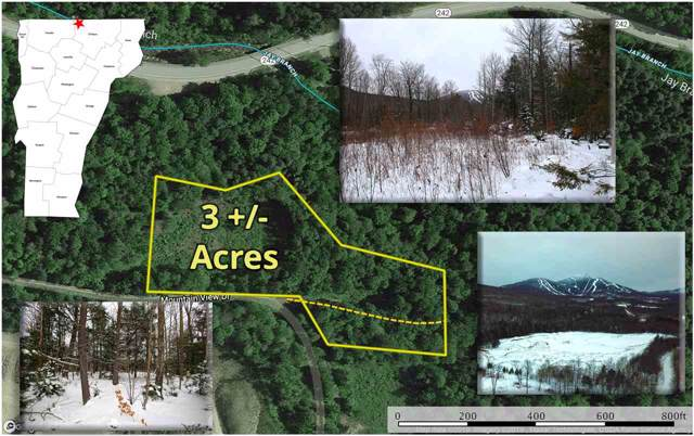 85 Mountain View Drive, Jay, VT 05859 (MLS #4787958) :: The Gardner Group