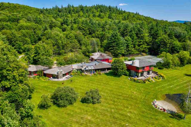 2664 Weeks Hill Road, Stowe, VT 05672 (MLS #4787982) :: The Hammond Team