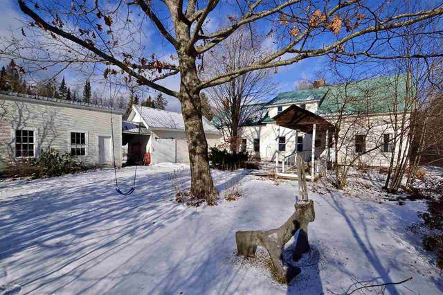 536 West Hill Road, Middlesex, VT 05682 (MLS #4788009) :: The Hammond Team