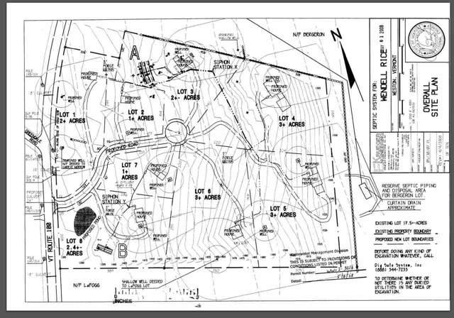1047 Vt Rt 100 Highway, Weston, VT 05161 (MLS #4788034) :: The Gardner Group
