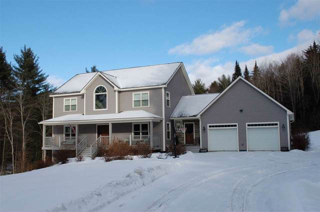 19 Camire Hill Road, Barre Town, VT 05641 (MLS #4788160) :: The Gardner Group
