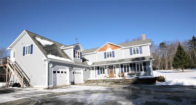 228 White Gates Lane, Stowe, VT 05672 (MLS #4789383) :: The Gardner Group