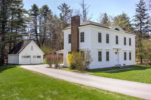 33 Lyme Road, Hanover, NH 03755 (MLS #4789430) :: Hergenrother Realty Group Vermont