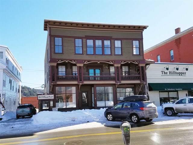 1222 Main Street, St. Johnsbury, VT 05819 (MLS #4789537) :: Team Tringali