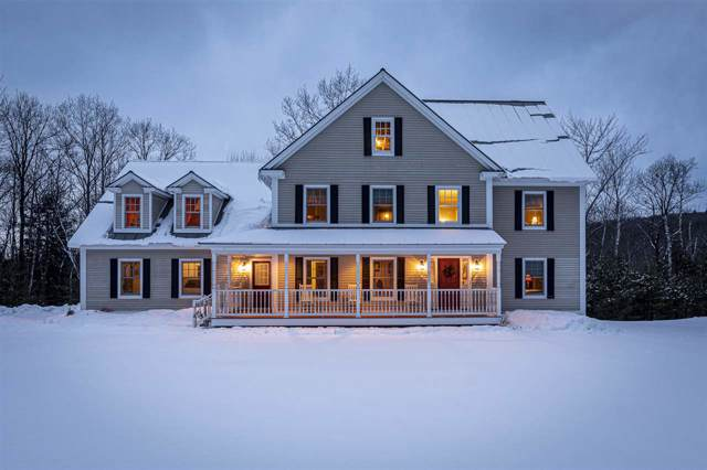 90 Meetinghouse Road, Norwich, VT 05055 (MLS #4789563) :: Hergenrother Realty Group Vermont