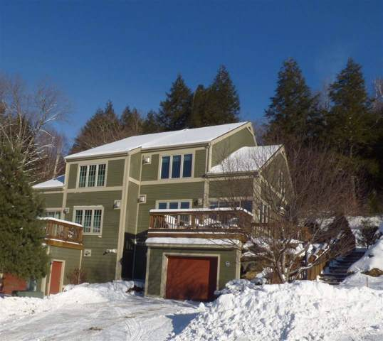 646 Topnotch Drive 646A, Stowe, VT 05672 (MLS #4789889) :: The Gardner Group