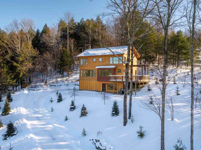 247 Summit View Drive #4, Stowe, VT 05672 (MLS #4790009) :: The Gardner Group