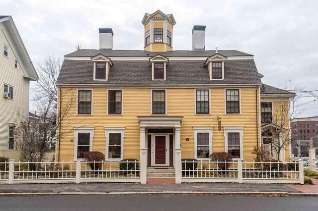7 Islington Street #3, Portsmouth, NH 03801 (MLS #4790159) :: Keller Williams Coastal Realty