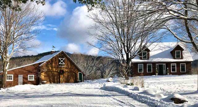1718 Middletown Road, Grafton, VT 05146 (MLS #4790177) :: Keller Williams Coastal Realty