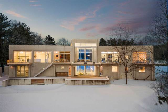 1224 Route 5, Norwich, VT 05055 (MLS #4790292) :: Hergenrother Realty Group Vermont