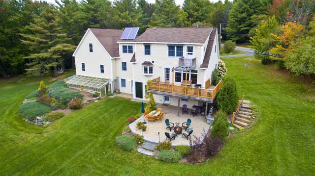 125 Trescott Road, Hanover, NH 03750 (MLS #4790351) :: Hergenrother Realty Group Vermont