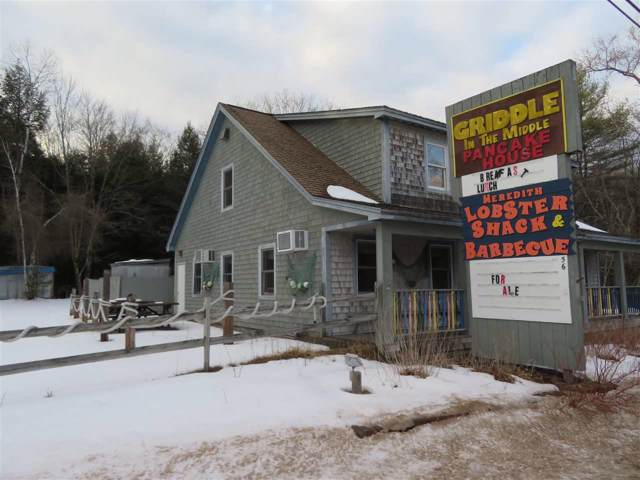 56 Daniel Webster Highway, Meredith, NH 03253 (MLS #4790456) :: Keller Williams Coastal Realty