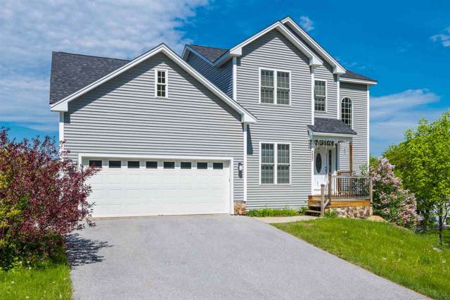 222 Abigail Drive, Colchester, VT 05446 (MLS #4790461) :: The Gardner Group