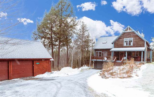 484 Black Bear Run, Stowe, VT 05672 (MLS #4790556) :: The Gardner Group