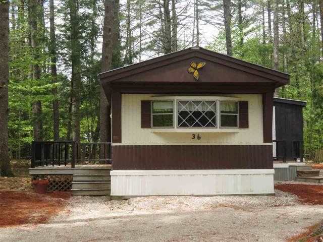 36 Allen Lane, Tamworth, NH 03886 (MLS #4790607) :: Team Tringali