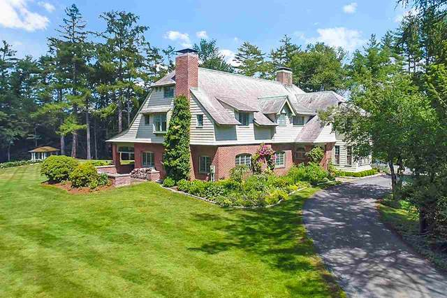 37 Rope Ferry Road, Hanover, NH 03755 (MLS #4790610) :: Hergenrother Realty Group Vermont
