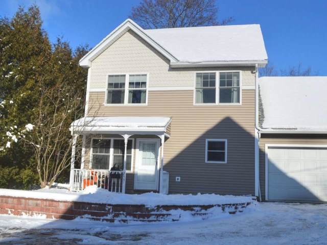 253 East Allen Street A, Winooski, VT 05404 (MLS #4790682) :: The Gardner Group