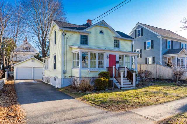 535 Broad Street, Portsmouth, NH 03801 (MLS #4790739) :: Keller Williams Coastal Realty