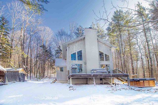 61 Pams Hill Road, Wardsboro, VT 05360 (MLS #4790745) :: Keller Williams Coastal Realty