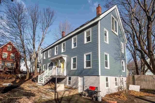 25 Morning Street B, Portsmouth, NH 03801 (MLS #4790747) :: Keller Williams Coastal Realty