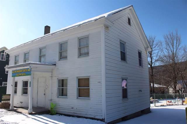 74 S Main Street, Wallingford, VT 50773 (MLS #4790791) :: The Gardner Group