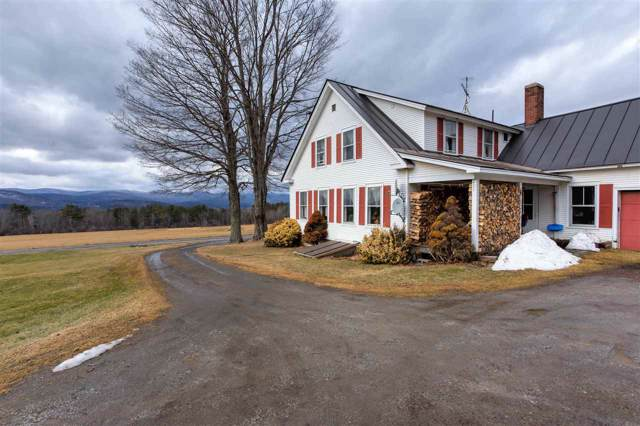 1581 Fish Hill Road, Randolph, VT 05060 (MLS #4790804) :: Team Tringali