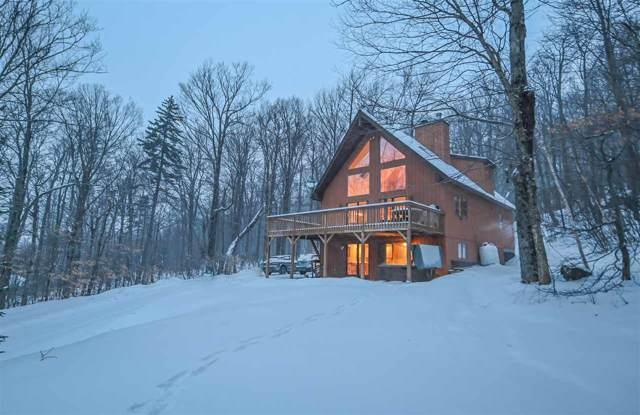 55 Sugar House Road, Dover, VT 05356 (MLS #4790825) :: The Gardner Group