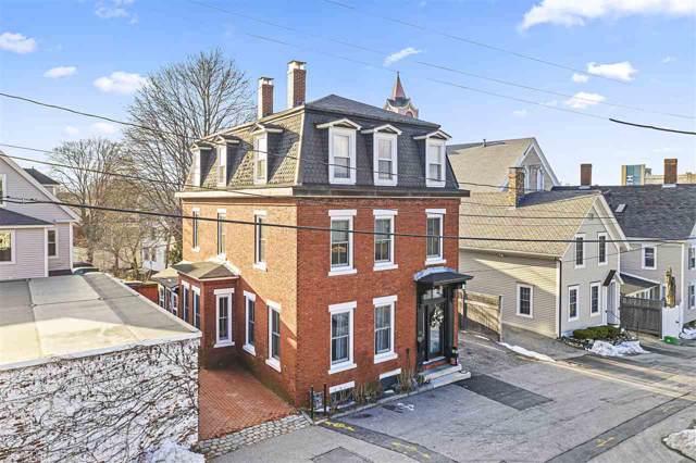 30 Parker Street, Portsmouth, NH 03801 (MLS #4790827) :: Keller Williams Coastal Realty