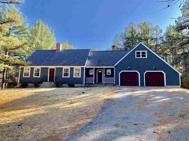 54 Knight Road, Madison, NH 03875 (MLS #4790851) :: Hergenrother Realty Group Vermont