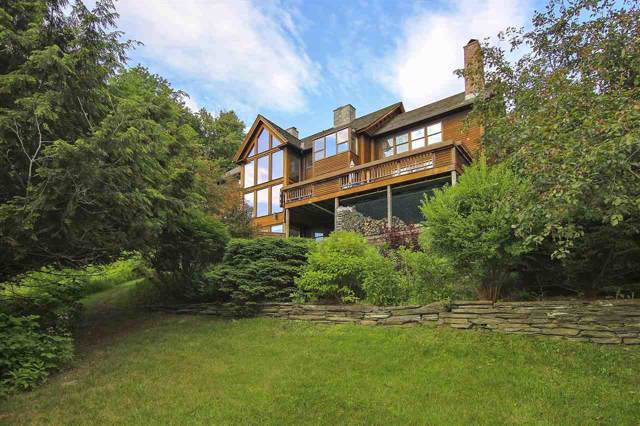 416 Nine Hearths Drive, Stowe, VT 05672 (MLS #4790873) :: The Gardner Group