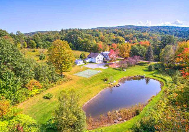 40 Etna Road, Hanover, NH 03755 (MLS #4790901) :: Hergenrother Realty Group Vermont