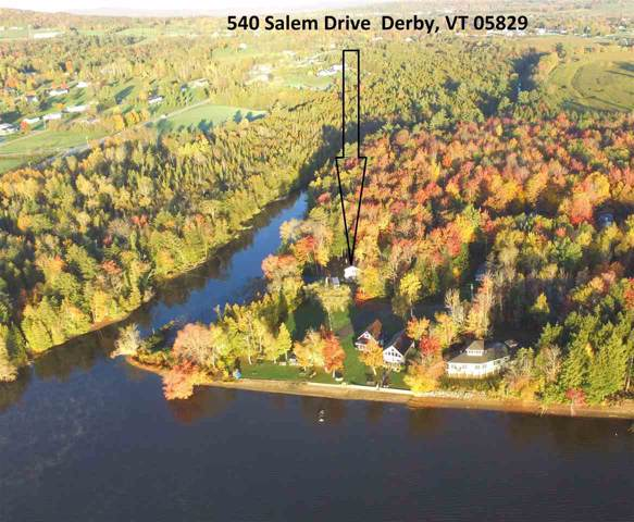 540 Salem Drive, Derby, VT 05829 (MLS #4790926) :: Hergenrother Realty Group Vermont