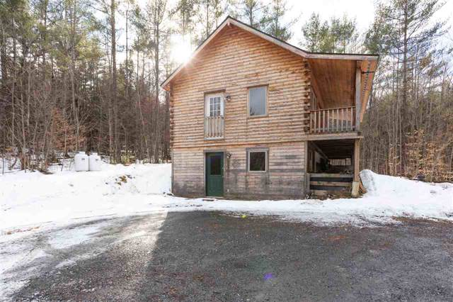 200 Button Hill Road, Tunbridge, VT 05077 (MLS #4790946) :: The Gardner Group