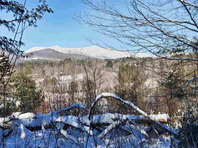 0 Sky Acres Drive Lot #1, Stowe, VT 05672 (MLS #4790968) :: The Gardner Group