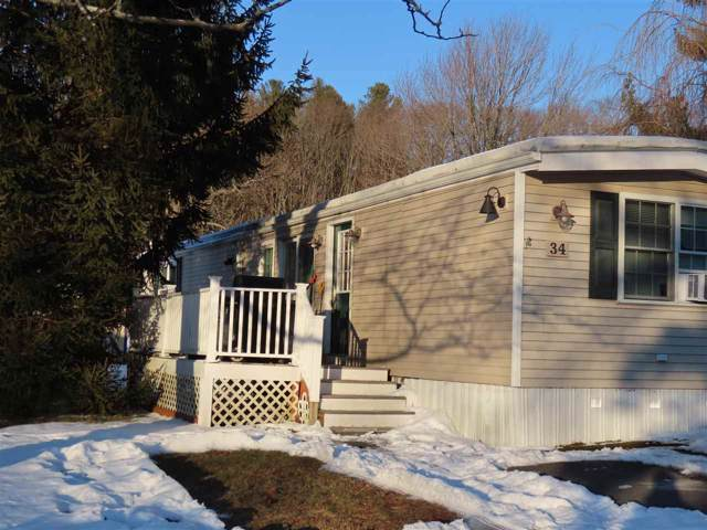 34 Hayes Park, Exeter, NH 03833 (MLS #4790984) :: Keller Williams Coastal Realty
