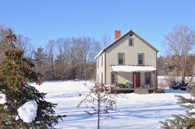 2484 Route 30 Route, Cornwall, VT 05753 (MLS #4790985) :: Hergenrother Realty Group Vermont