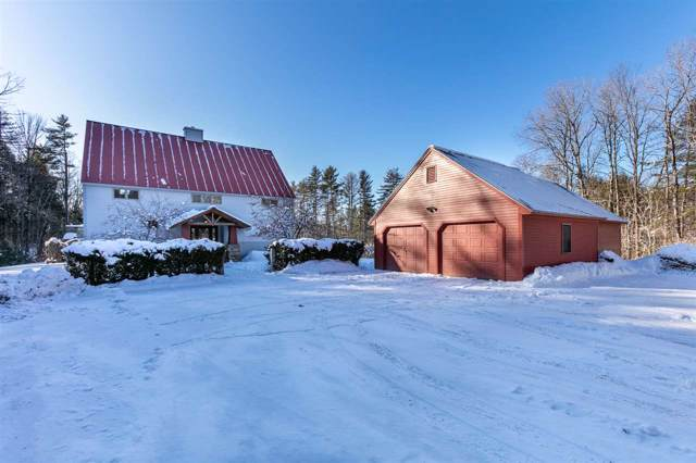 1225 Tucker Hill Road, Thetford, VT 05074 (MLS #4790987) :: The Gardner Group