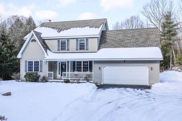 40 Ginger Drive, Goffstown, NH 03045 (MLS #4791007) :: Parrott Realty Group