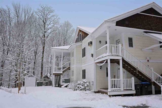 117 Mountain Road #301, Stowe, VT 05672 (MLS #4791081) :: Hergenrother Realty Group Vermont