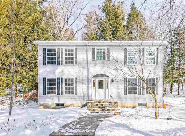 107 Sherwood Forest Road, Weare, NH 03281 (MLS #4791086) :: Lajoie Home Team at Keller Williams Realty